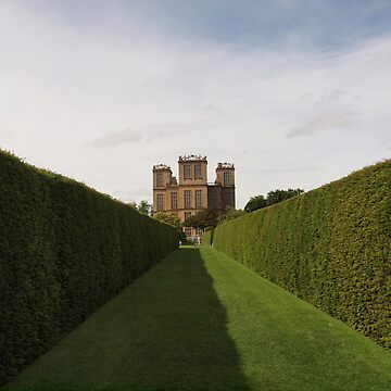 Hardwick Hall by benwallace13