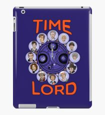 Time Lord - doctor who iPad Case/Skin