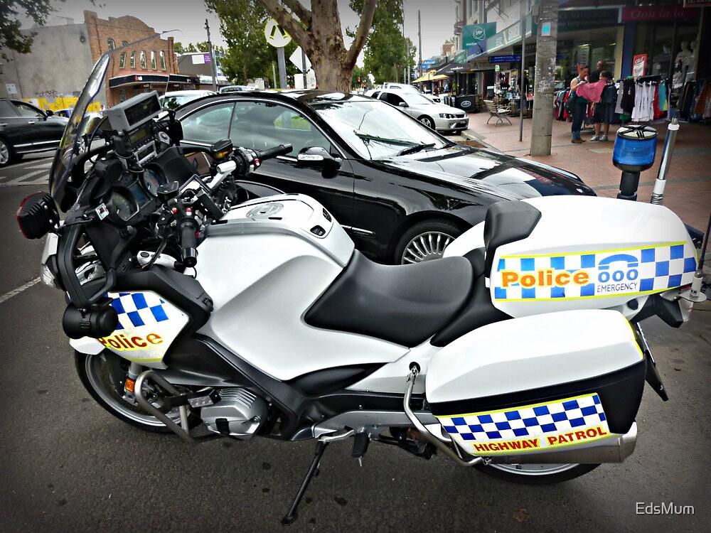 Police Motorbike Patrol - Werribee - Vic. Aust. by EdsMum
