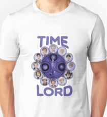 TIme Lord (blue version) T-Shirt