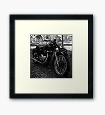 1953 Matchless G9 Framed Print