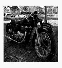 1953 Matchless G9 Photographic Print