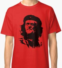 Che Corbyn - Jeremy Corbyn and Che Guevara political mash-up tshirt | Labour party leader Classic T-Shirt