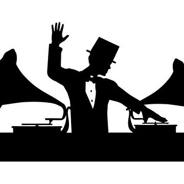 Let's Party Like It's... 1923! ...Hands in the Air! by atartist