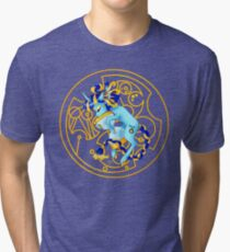 Endlessly Turning Tri-blend T-Shirt