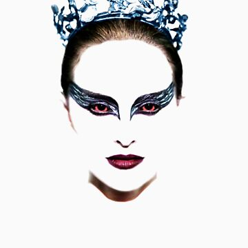 Black Swan face by sergiocpd