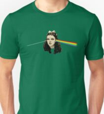 Dark side of the Rainbow Unisex T-Shirt