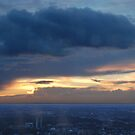 ...and a sunset from the Shard... by briandhay