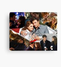 Caskett Always Canvas Print
