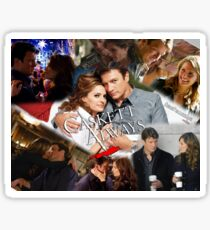 Caskett Always Sticker