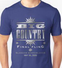 BigCountry Final Fling T-Shirt