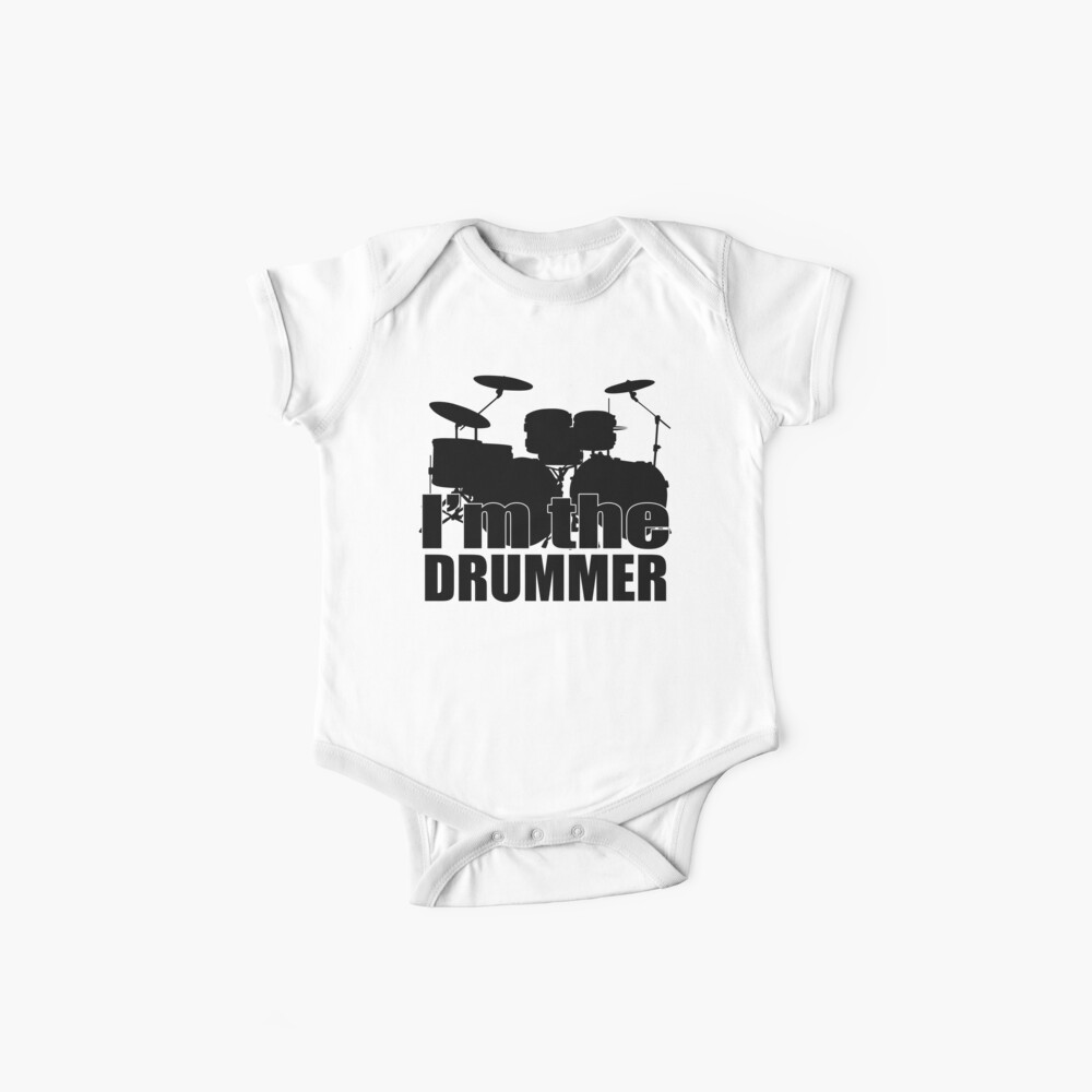 I'm the Drummer Baby One-Pieces