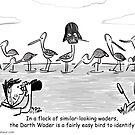 Darth Wader by rohanchak