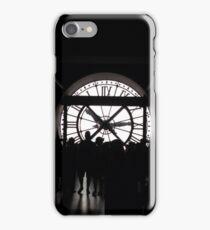 Musée d'Orsay Black Phone Case iPhone Case/Skin