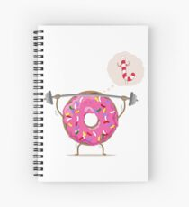 Exercise... Spiral Notebook