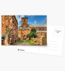 Carlisle Cathedral & Fratry Postcards
