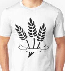 Wheat and Banner Unisex T-Shirt