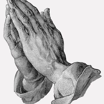 Durer - Hands Praying by carpediem6655
