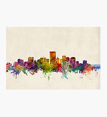 Richmond Virginia Skyline Cityscape Photographic Print