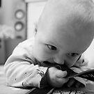 Little Fan Boy by Hege Nolan