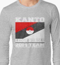 Kanto Ledge Hurdling Team 2 Long Sleeve T-Shirt