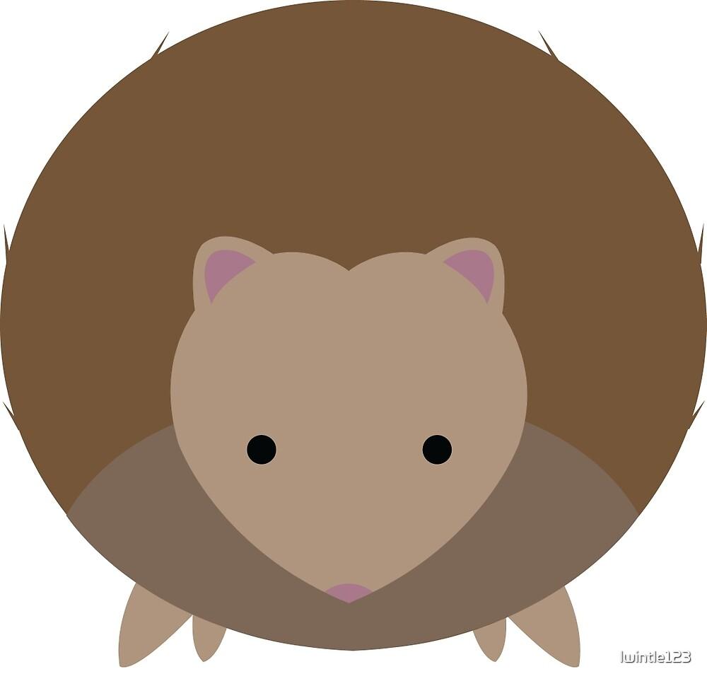 Hedgehog by lwintle123