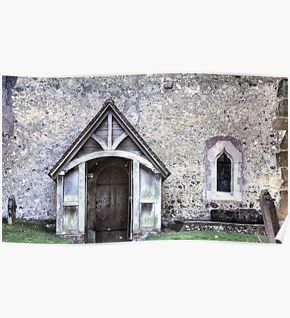 Domesday Church Poster