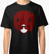 Hipster devil Classic T-Shirt