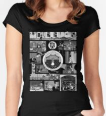 A Eraserhead story (in comic) Women's Fitted Scoop T-Shirt