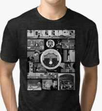 A Eraserhead story (in comic) Tri-blend T-Shirt