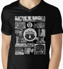 A Eraserhead story (in comic) Men's V-Neck T-Shirt