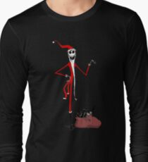 Sandy Claws - Nightmare before christmas T-Shirt
