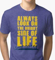 Life of Brian song Tri-blend T-Shirt
