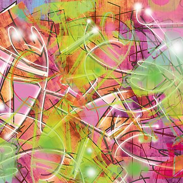 nando riot starburst by bergy