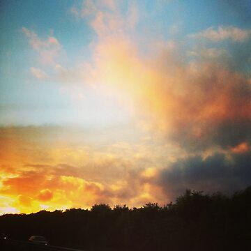Little Bit Of Sky  by Ritkey
