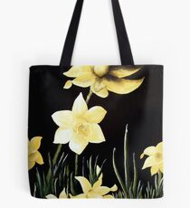 Daffodil Magic Tote Bag