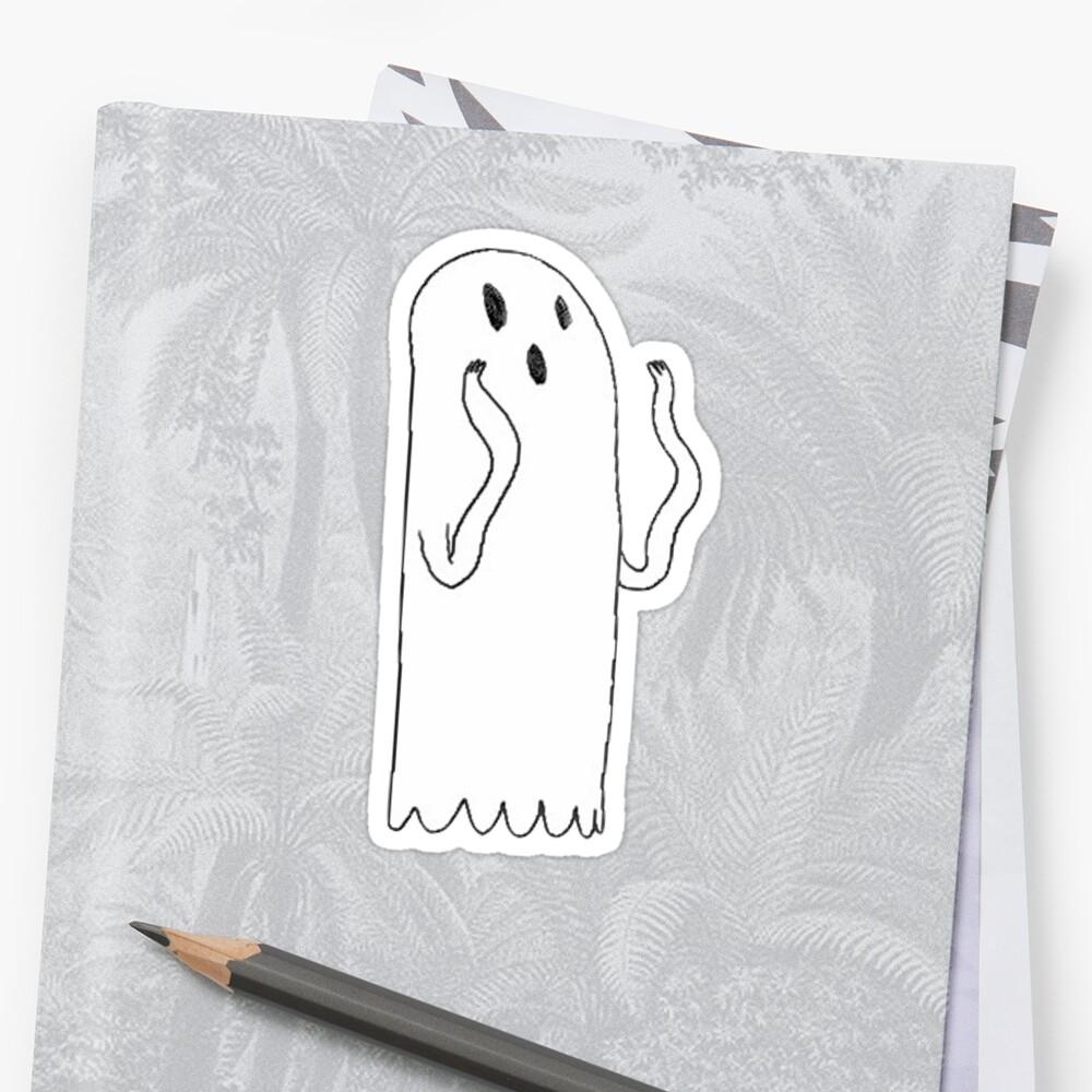 Geist Sticker