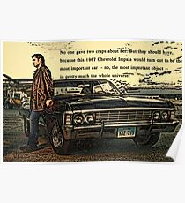 Chevy '67 Impala Poster