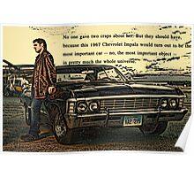 Chevy '67 Impala Poster
