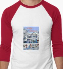 Merry Christmas In The Snow T-Shirt
