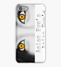 Asian Eye's 5 iPhone Case/Skin