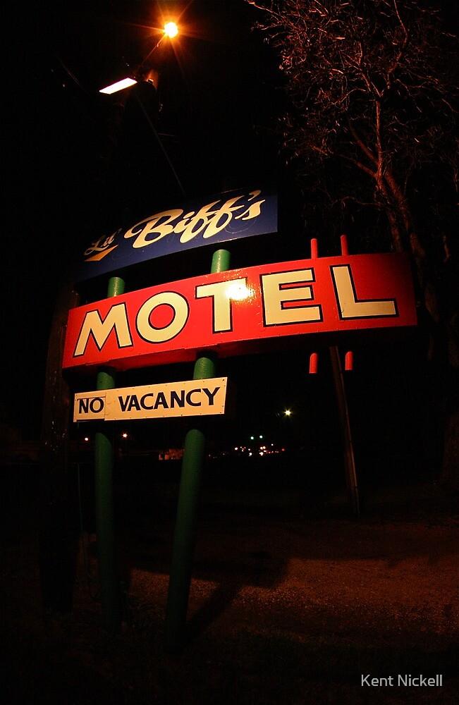 Li'l Biff's Motel by Kent Nickell