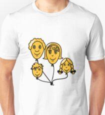 Balloon family Sohn T-Shirt