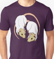 Ring around the Rattie Unisex T-Shirt