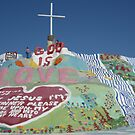 Salvation Montain RIP Leonard Knight by Arlene Zapata