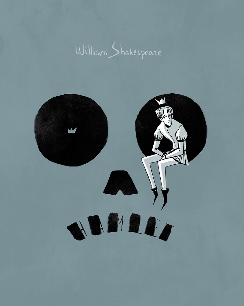 Hamlet by grrrenadine