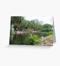 kershaw gardens 2 Greeting Card