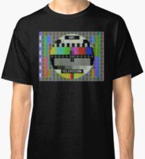 Vintage test image Classic T-Shirt