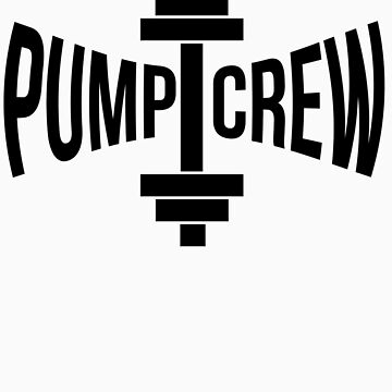 pump crew shirt by verzave