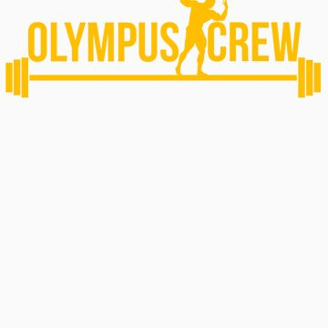 gold olympus logo by verzave